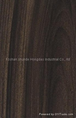 wood pattern aluminum composite panel