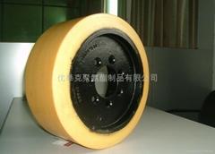 高性能电动叉车轮