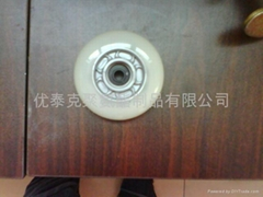 活力板轮(龙板、蛇板)专用高弹PU轮