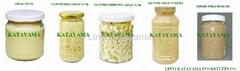 Chopped/Minced/Paste garlic