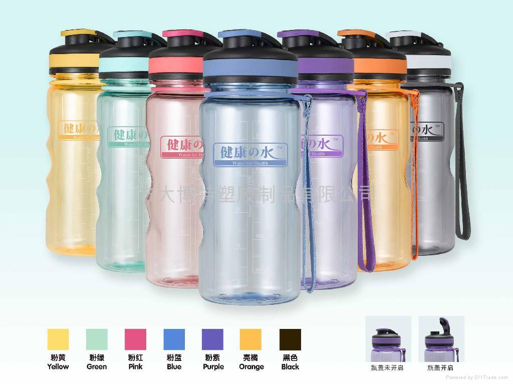 BPA FREE  水壶 2