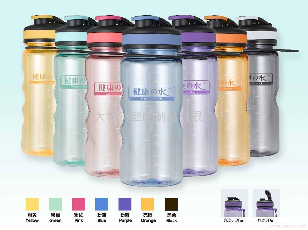BPA FREE  水壶 3