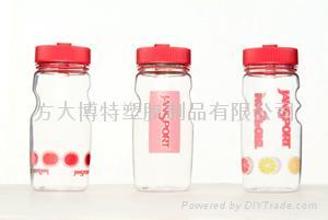 塑料运动水壶 1