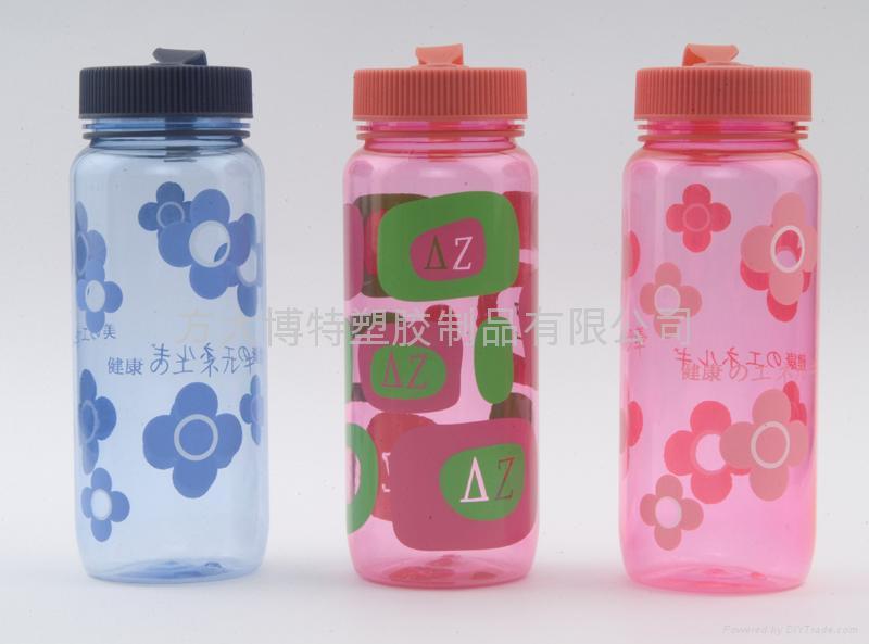 塑料运动水壶 4