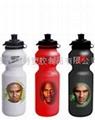 环保塑料运动水壶 4