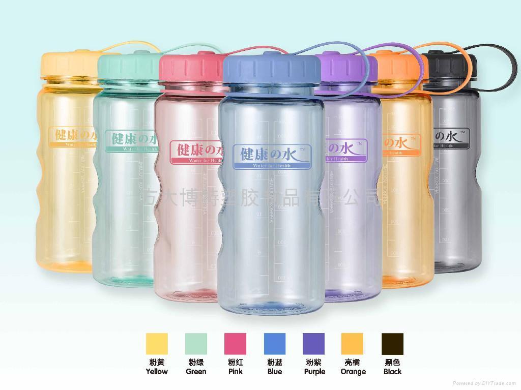 BPA FREE  水壶 1