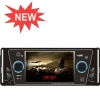 """4.3"""" One-DIN In-Dash CAR DVD Player with Bluetooth and Touch Screen"""