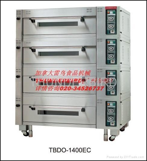 加拿大雷鸟牌TBDO-1300GS上掀式三层九盘电热烤炉 2