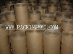 Water Activated Kraft Paper Tape (Gummed paper tape)