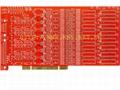 double-side spray tin PCBs