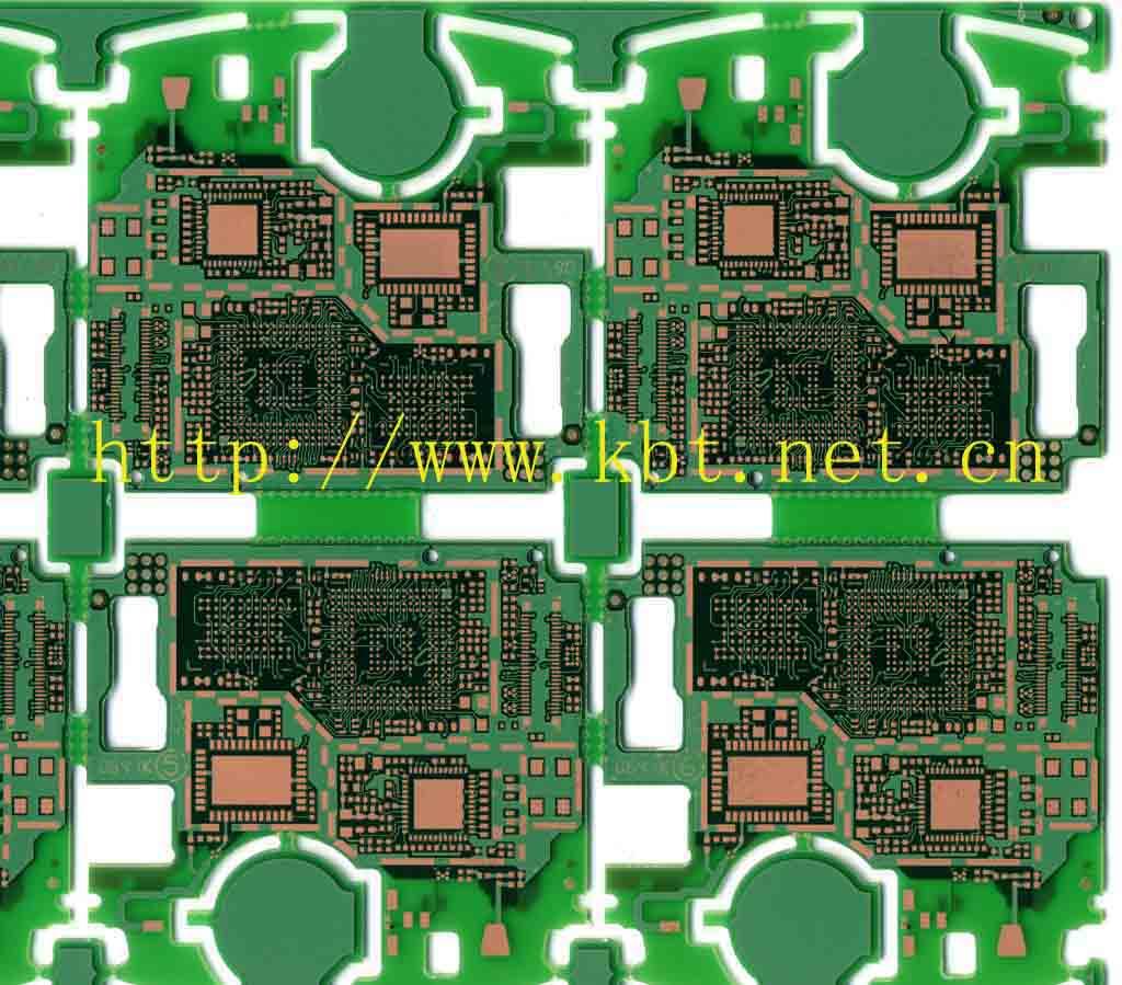 multilayer PCB HDI 1