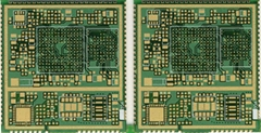 immersion gold multilayer PCBs