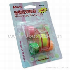 mini-tape dispenser