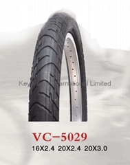 "High quality mountain/BMX bicycle/bike tyre/tire 20"""