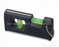 EV-S134 Zipper Spirit Level