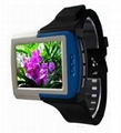 MP4 watch player 1.8 Inch TFT LCD Screen,2GB,FM