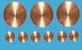 Tungsten Copper and Molybdenum Copper products 2