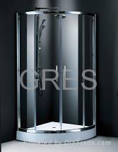 Gres shower room