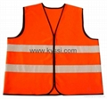 safety vest/reflective vest/high visibility
