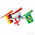 Cheerleading Equipment/VUVUZELA Horn/Sports horn-Horn with Flag