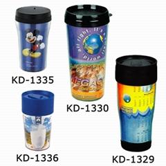 Advertising Mug/Photo Mug/Plastic Mug