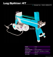 log splitter 4T
