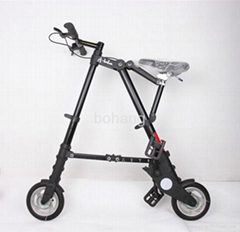 A-bike Folding Bicycle min bike portable bike 8 inch and 6 inch
