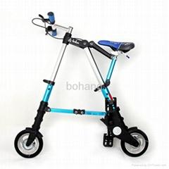 A-bike Folding Bicycle min bike portable bike 8 inch and 6 inch