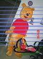 卡通服装服饰,迪士尼卡通明星人物,维尼熊,大狗高飞,唐老鸭 3