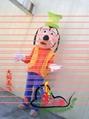卡通服装服饰,迪士尼卡通明星人物,维尼熊,大狗高飞,唐老鸭 2