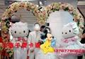个性卡通婚礼,卡通婚庆道具服装,卡通人偶服装,米老鼠卡通人偶 3