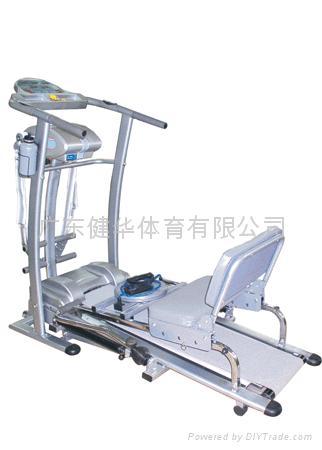 多功能电动跑步机 1