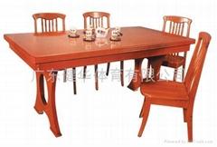 家用餐桌型娛樂台(台球,餐桌雙用
