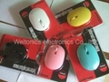 Soap shape optical mouse