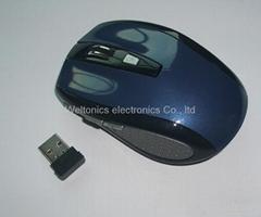 2.4G 5鍵多功能無線鼠標