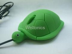 烏龜型光電鼠標
