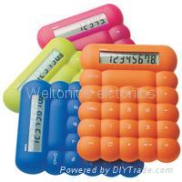 Gel calculator / Silicone calculator