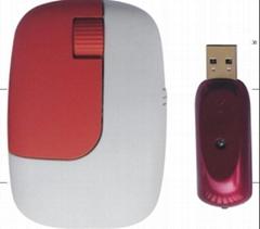 2.4G 無線光電鼠標