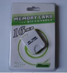 WII Card