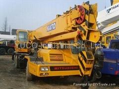 25t Tadano or Kato Mobile Crane / Truck Crane