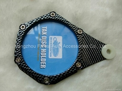 Motorcycle Tax Disc Holder