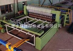 冷軋帶肋鋼觔自動焊網機