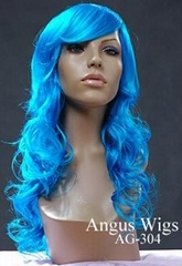 Synthetic Wig Special Color