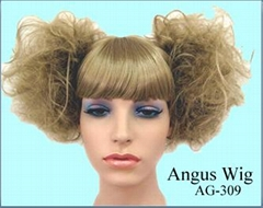 Synthetic Wig of Fashion Design