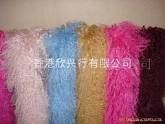 100%滩羊皮围巾