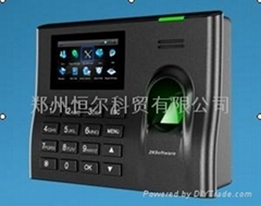 鄭州中控高性能指紋考勤機