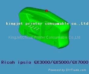 Chips Resetter For Ricoh GX3000/7000/5000(GC21) - KingJet (Hong Kong