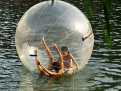 inflatable waterball