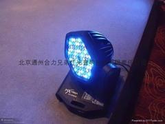 LED搖頭染色頻閃換色燈出租