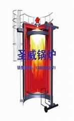 立式燃油气导热油炉